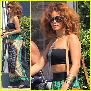 Rihanna: 7 Million Twitter Followers!