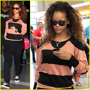 Rihanna: Military Training to Prep for 'Battleship!'