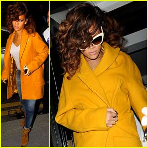 Rihanna: Nozomi Night Out!