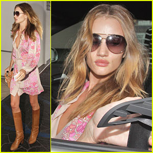 Rosie Huntington-Whiteley: E Baldi Babe