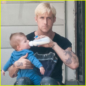 Ryan Gosling: Baby Daddy Duties on 'Pines'
