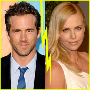Ryan Reynolds & Charlize The