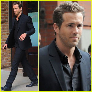 Ryan Reynolds: My Mom Witnessed My Lorno Scene!