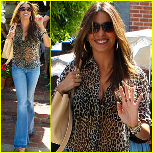 Sofia Vergara Talks about Her Sexy Style