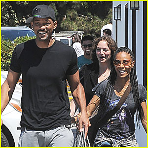 Will Smith & Jada Pinkett Smith: First Pics After Split Report