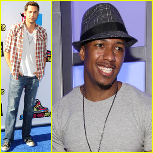 Zachary Levi & Nick Cannon - Do Something Awards 2011
