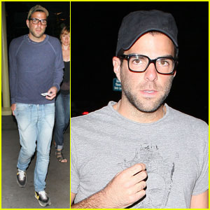 Zachary Quinto: What Will Happen With Spock's Love Life?