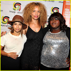 Zoe Kravitz & Gabourey Sidibe: 'Yelling to the Sky' Screening