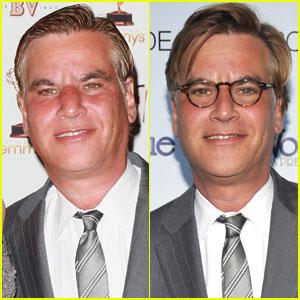 Aaron Sorkin Breaks His Own Nose While Screenwriting