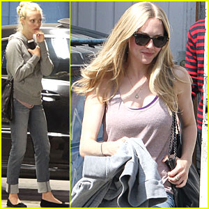 Amanda Seyfried Taking Up Ballet Again