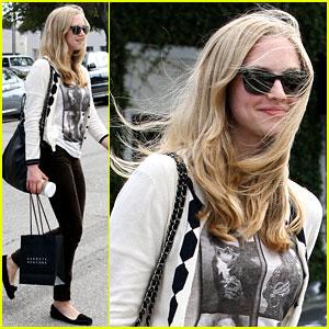 Amanda Seyfried Loved Making 'Jennifer's Body'