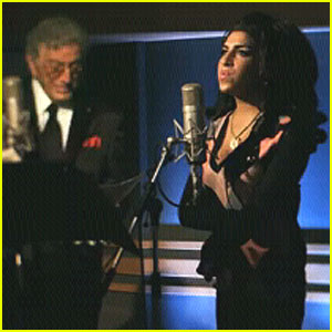 Amy Winehouse: 'Body and Soul' Video with Tony Bennett