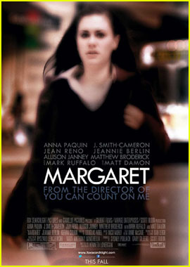 Anna Paquin: 'Margaret' Trailer & Poster!