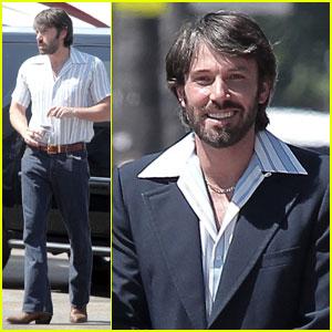 Ben Affleck: 'Argo' Begins Filming