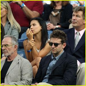 Bradley Cooper: U.S. Open With Ron Rifkin