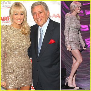 Carrie Underwood: Drive to End Hunger!