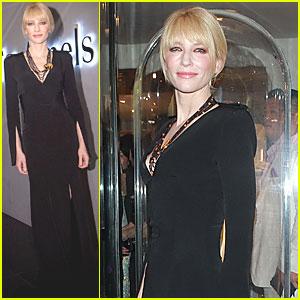 Cate Blanchett: Van Cleef & Arpels Launch in Hong Kong!