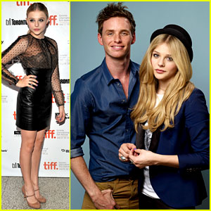 Chloe Moretz: 'Hick' Premiere & Portrait Session at TIFF!