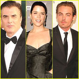 Chris Noth & Neve Campbell: 'Titanic' Miniseries This Spring!