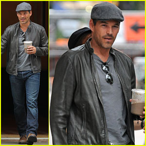 Eddie Cibrian Gives LeAnn Rimes Fashion Advice!