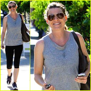 Ellen Pompeo: 'Grey's Anatomy' Season 8 Sneak Peek!