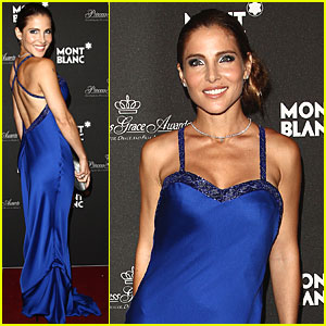 Elsa Pataky: Montblanc Princess Grace Collection Premiere!