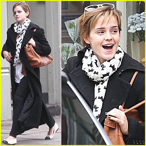 Emma Watson: Breakfast with Friends!
