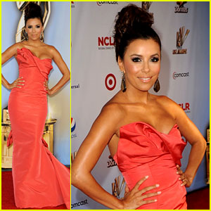 Eva Longoria: Alma Awards 2011 Red Carpet!