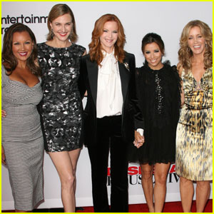 Eva Longoria: 'Desperate Housewives' Final Season Party!