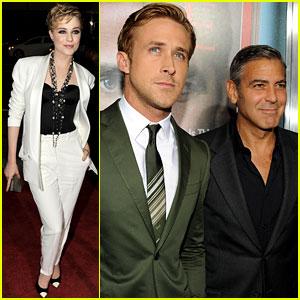 Evan Rachel Wood Premieres 'Ides' in Beverly Hills!