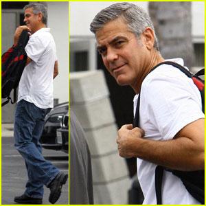 George Clooney: Ryan Gosling Is 'Unbelievably Talented'
