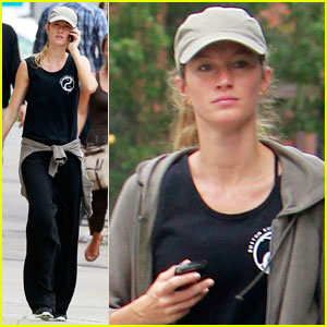 Gisele Bundchen: Boston Kung Fu Tai Chi Chick
