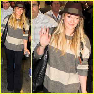 Hilary Duff: Brazil Babe!