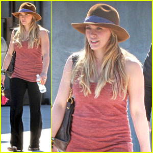 Hilary Duff: Shopping for Mike's Birthday Present!