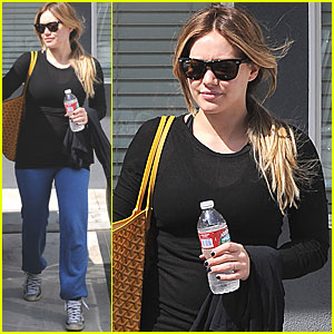 Hilary Duff: Pregnancy Dreams are Crazy!