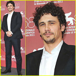 James Franco: 'Sal' Photo Call in Venice