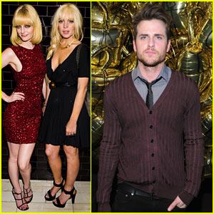Lindsay Lohan & Jared Followill: It's Electric!