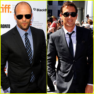 Jason Statham & Clive Owen: 'Killer Elite' Premiere at TIFF!