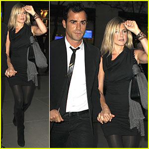 Jennifer Aniston &#038; Justin Theroux: Artists for Haiti Auction
