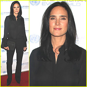 Jennifer Connelly: Every Woman Every Child Reception!