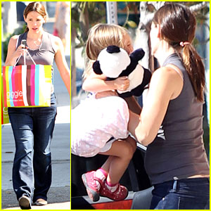 Jennifer Garner: Disney Name for Next Baby?