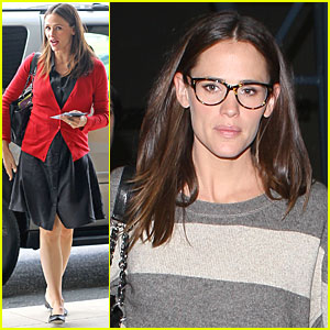 Jennifer Garner: 'So Nervous' at 'Butter' Premiere!
