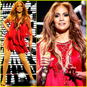 Jennifer Lopez: iHeartRadio Festival Performance!