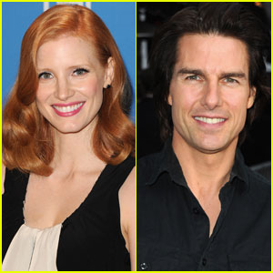 Jessica Chastain Signs on for Sci-Fi Flick With Tom Cruise