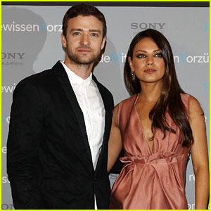 Justin Timberlake & Mila Kunis: Racy Hacked Photos Explained