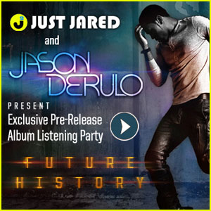 Jason Derulo's 'Future History' Listening Party - Exclusive!