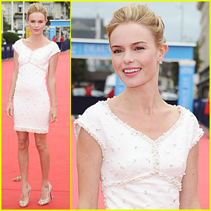 Kate Bosworth: 'Another Happy Day' in Deauville!