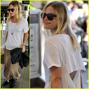 Kate Bosworth: LAX Liftoff with Michael Polish!
