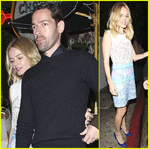 Kate Bosworth: Alexa Chung for Madewell Launch!