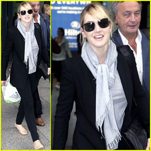 Kate Winslet Never Stops Needing Her Mom!